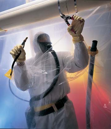 Removal of Asbestos